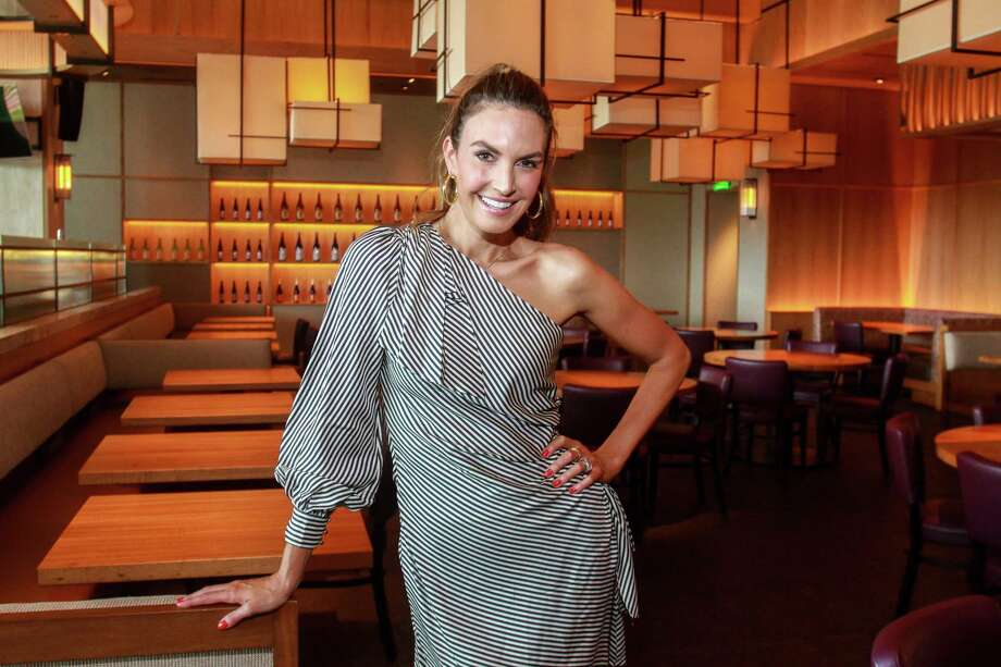 Elizabeth Chambers at Nobu during the Create and Cultivate Summit. Photo: Gary Fountain /Contributor / Copyright 2018 Gary Fountain