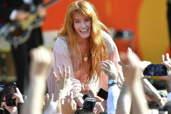 caught florence and the machine