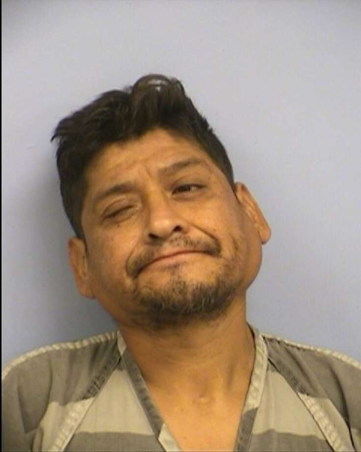Austin man David Garcia-Gonzalez, 44, was arrested after allegedly trying to rob a Whataburger with a pair of tongs.>> See other odd crimes that have happened in restaurants. Photo: Austin Police Department