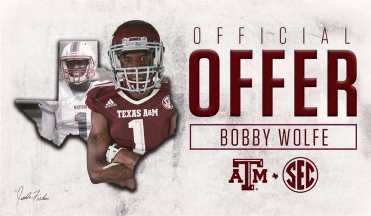 Texas A&M Aug. 1 is the first day college football programs can send official scholarship offers to high school athletes.