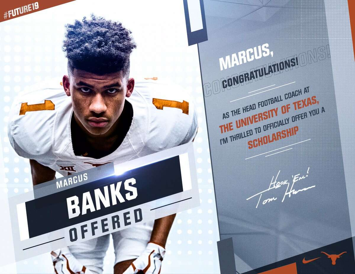 Texas Aug. 1 is the first day college football programs can send official scholarship offers to high school athletes.