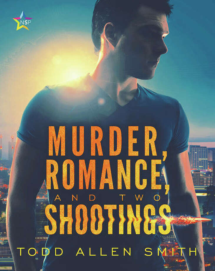 """""""Murder, Romance and Two Shootings,"""" by Todd Allen Smith, of Edwardsville, provides an eyewitness account of being on the frontlines of tragedy. The memoir was recently released by NineStar Press and is available at Amazon, Barnes & Noble, Books-A-Million and at NineStar Press. Smith will have a book signing from 6 to 7 p.m. Friday at Afterwords Books, 441 E. Vandalia St., Edwardsville."""