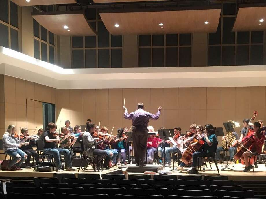 The Woodlands Symphony Orchestra and The Woodlands Area Youth Symphony are stepping lively into the new VIVO Season V creating more positions for community members and music students.  Auditions are scheduled on Aug. 20 from 4-8 p.m. at Lone Star College Montgomery. Photo: Courtesy Photo