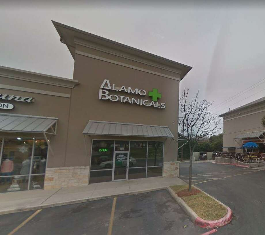 """Two owners of San Antonio-based Alamo Botanicals, which promotes wellness through the sale of hemp-based products, have alleged in a lawsuit that the CEO has """"essentially hijacked the company"""" and is using its assets to start a competing business. Pictured is Alamo Botanicals' store at 19141 Stone Oak Parkway. Photo: Screenshot /Google Street View"""