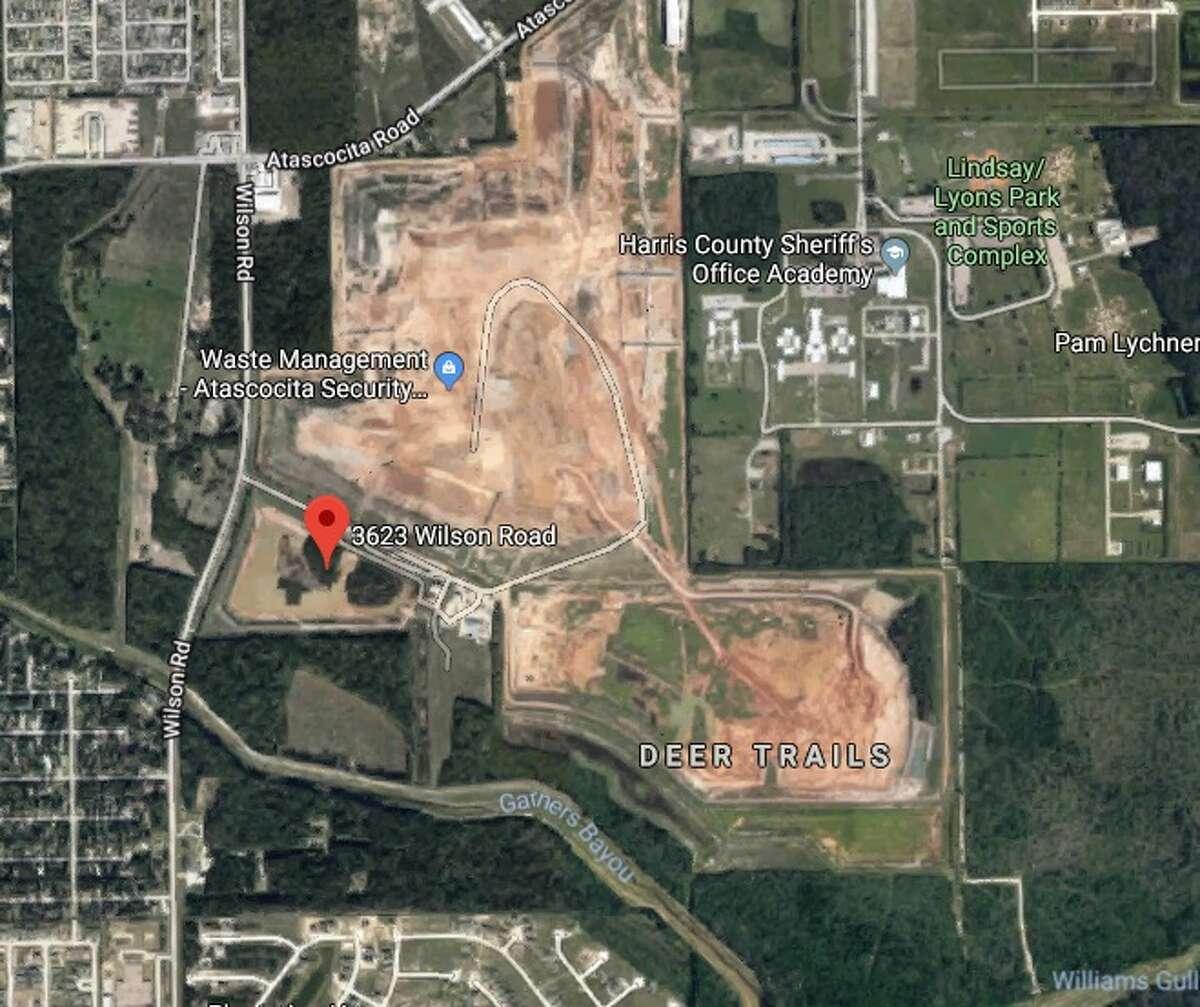 Atascocita Landfill3623 Wilson Road, HumbleType 1
