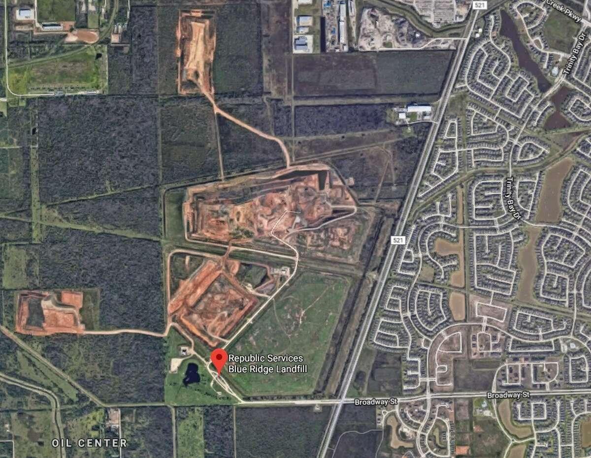 Blue Ridge Landfill2200 FM 521, FresnoType 1