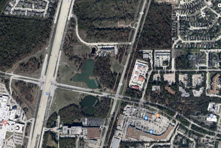 TxDOT will start expanding Loop 494 to a four-lane road early 2019. The project will start from Kingwood Drive to north of Sorters McClellan Road. Photo: Courtesy Google Maps
