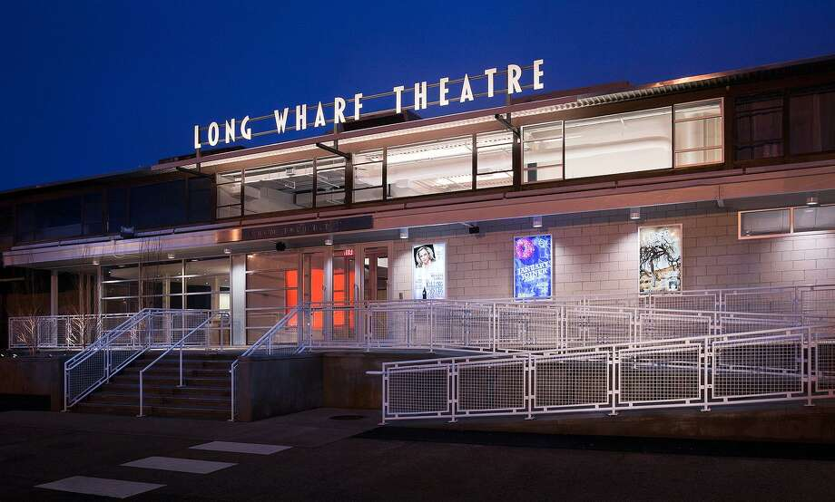Long Wharf Theatre after it was renovated. Photo: Long Wharf Theatre / ©2012 Jim Fiora. All rights reserved.