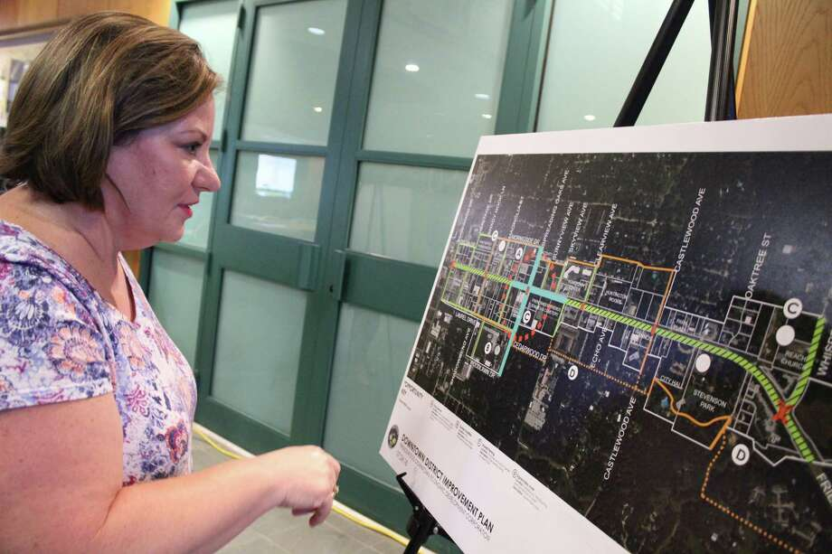 Friendswood Envisions Downtown Makeover Houston Chronicle