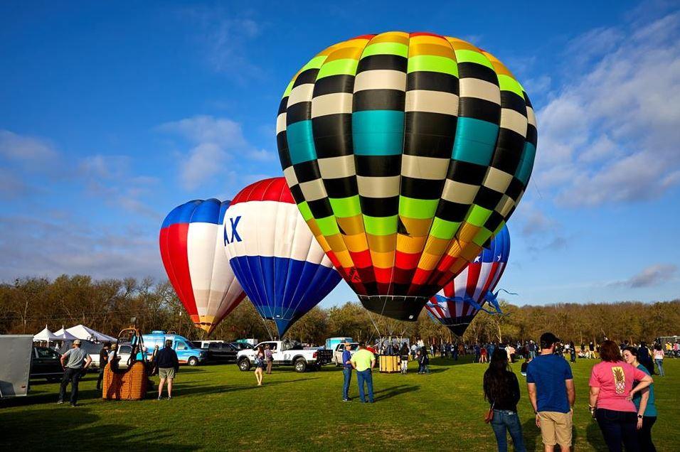 Fredericksburg Hot Air Balloon Festival Set For December