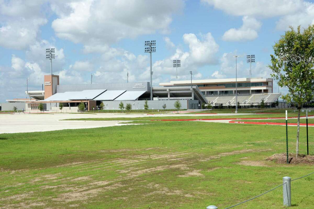 Legacy Stadium in Katy, TX on July 13, 2017.