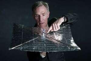 "Bill Nye in the documentary ""Bill Nye: Science Guy."""