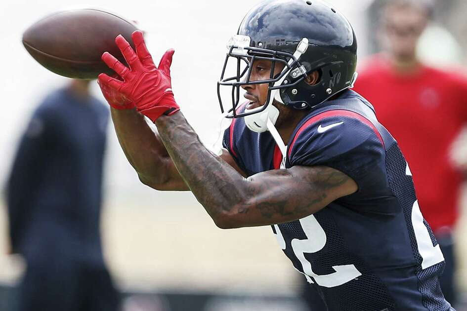 The Texans signed cornerback Aaron Colvin to a four-year, $34 million to bolster a pass defense that slipped to 24th last year.