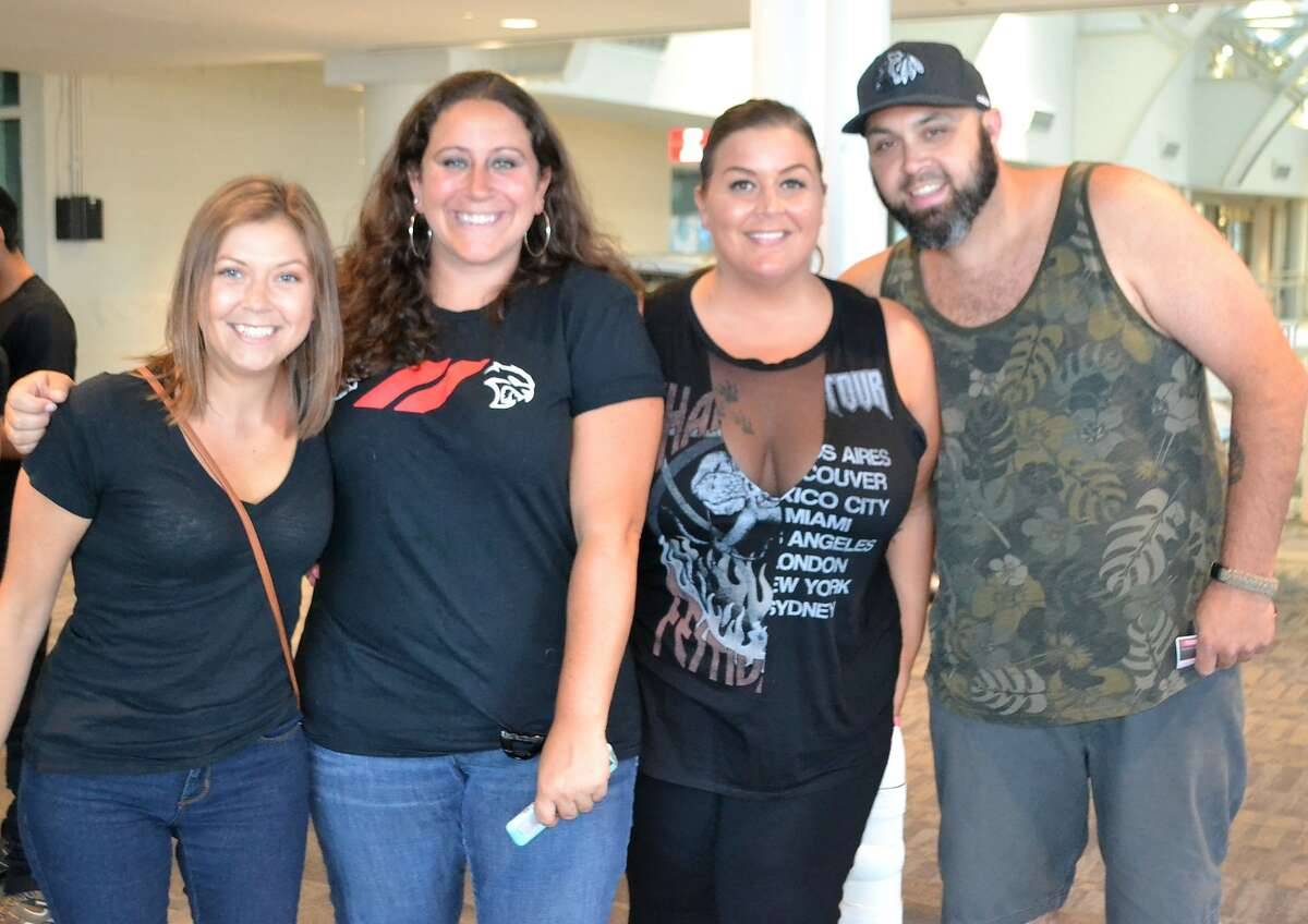 Were you Seen at theSlayerconcert at Times Union Center in Albany onAug. 1, 2018?