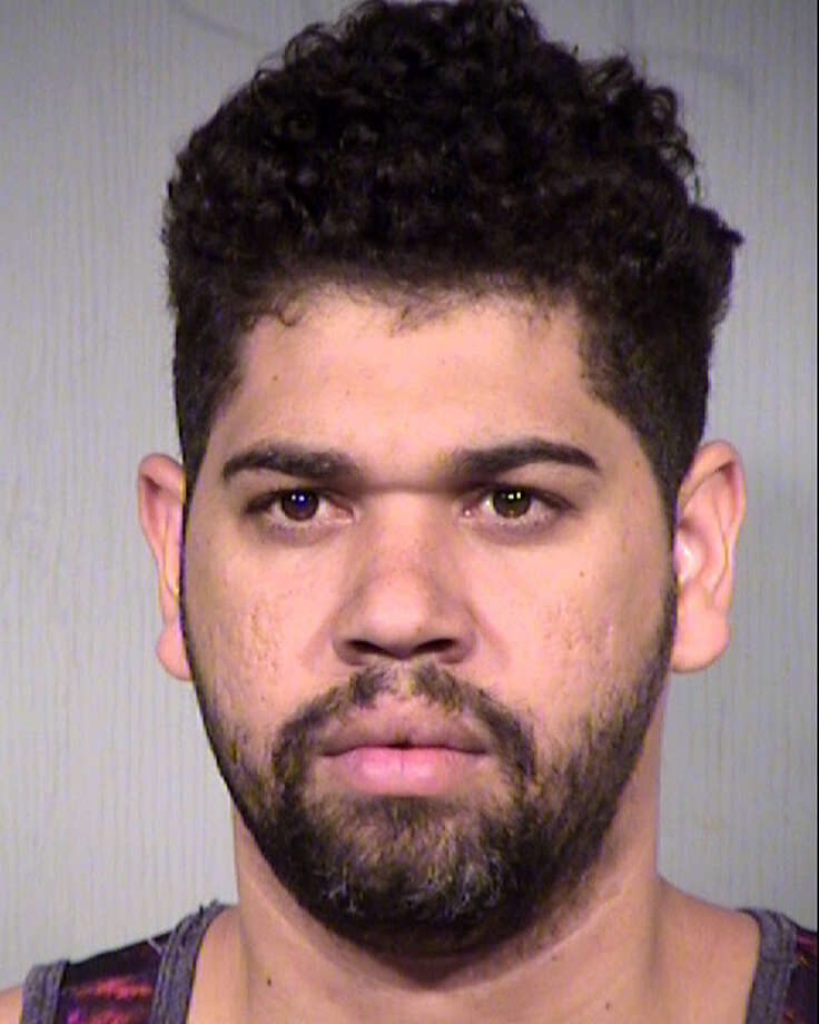 Fernando Magaz Negrete. Photo: Maricopa County Sheriff's Office. / The Washington Post