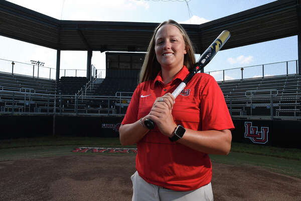 As her first head coaching position, Amy Hooks is Lamar's newest softball coach. Photo taken Wednesday, 8/1/18