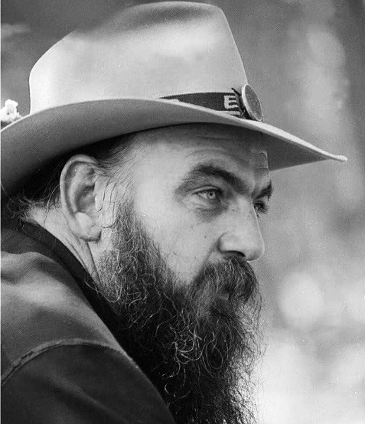 Singer-songwriter Blaze Foley who was murdered in Austin in 1989.