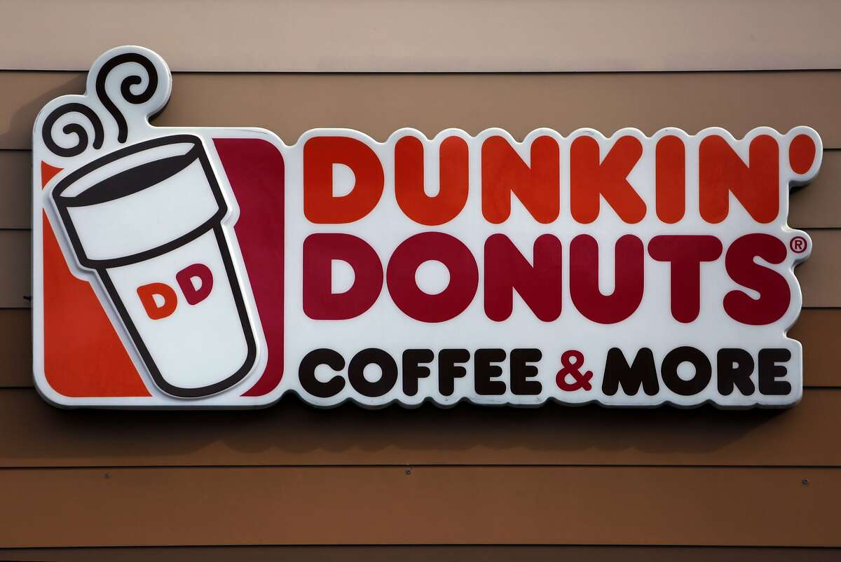 Dunkin Donuts and Baskin Robbins 580 North Main Street Score: 96 Violations: Employee wearing improper clothing, dirty shelves, damaged ceiling.