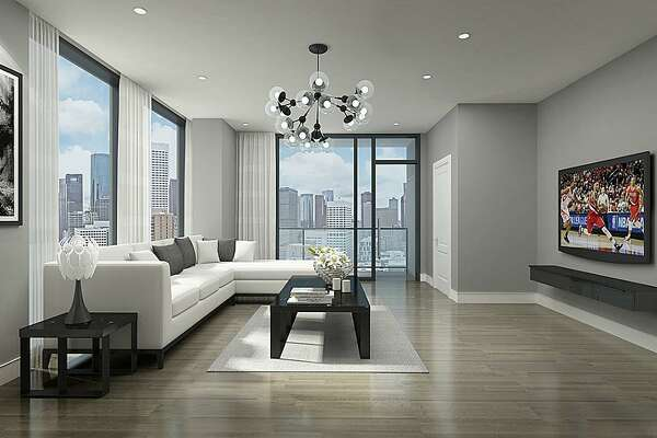 1311 Polk #1806; Houston, TX 77002 Price: $1.275 million Size: 1,949 square feet