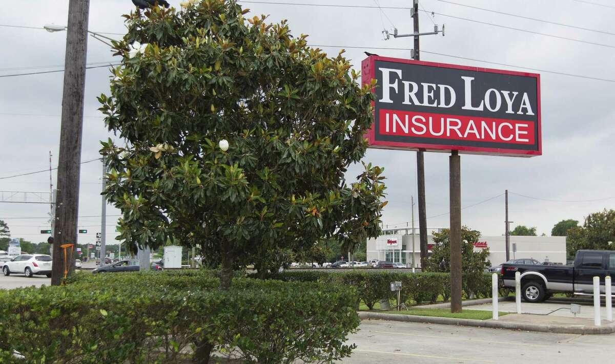 Fred Loya Insurance has renewed its in north Houston.