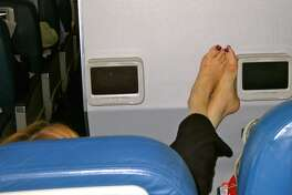 My most famous foot photo, ever (Chris McGinnis)