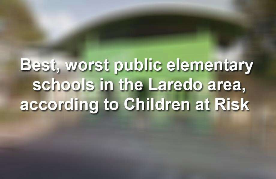 Keep scrolling to see where Laredo-area elementary schools stack up, according to education research group Children at Risk. Photo: Google Maps/Street View