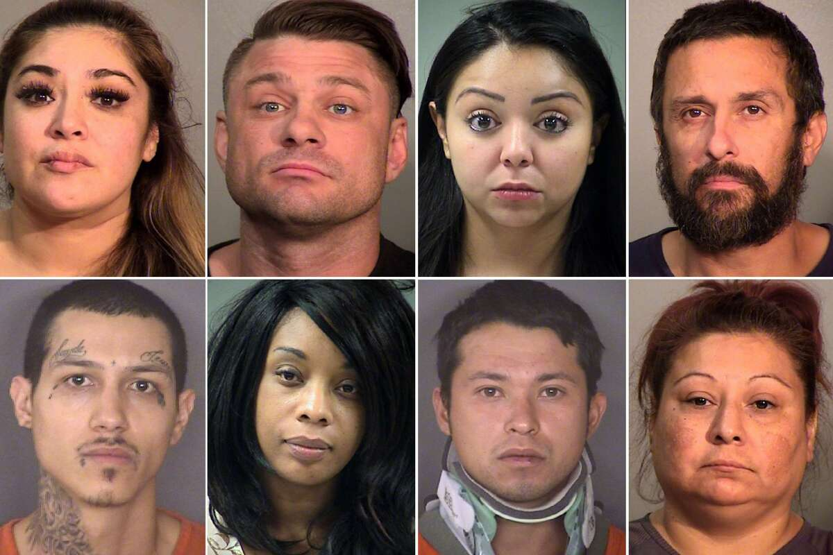 Bexar County law enforcement agencies arrested 59 people on felony DWI charges in July, according to records obtained by mySA.com. Here are their mugshots.