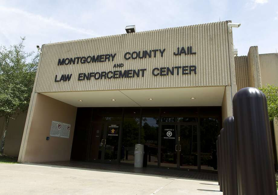 Montgomery County Jail and Law Enforcement Center Photo: Jason Fochtman, Houston Chronicle