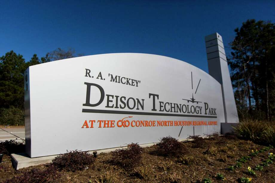 The Conroe Economic Development Council Board of Directors is still working to land its first tenant in the Deison Technology Park that has sat vacant since it opened in May 2013. Photo: Jason Fochtman, Staff Photographer / Houston Chronicle / © 2018 Houston Chronicle