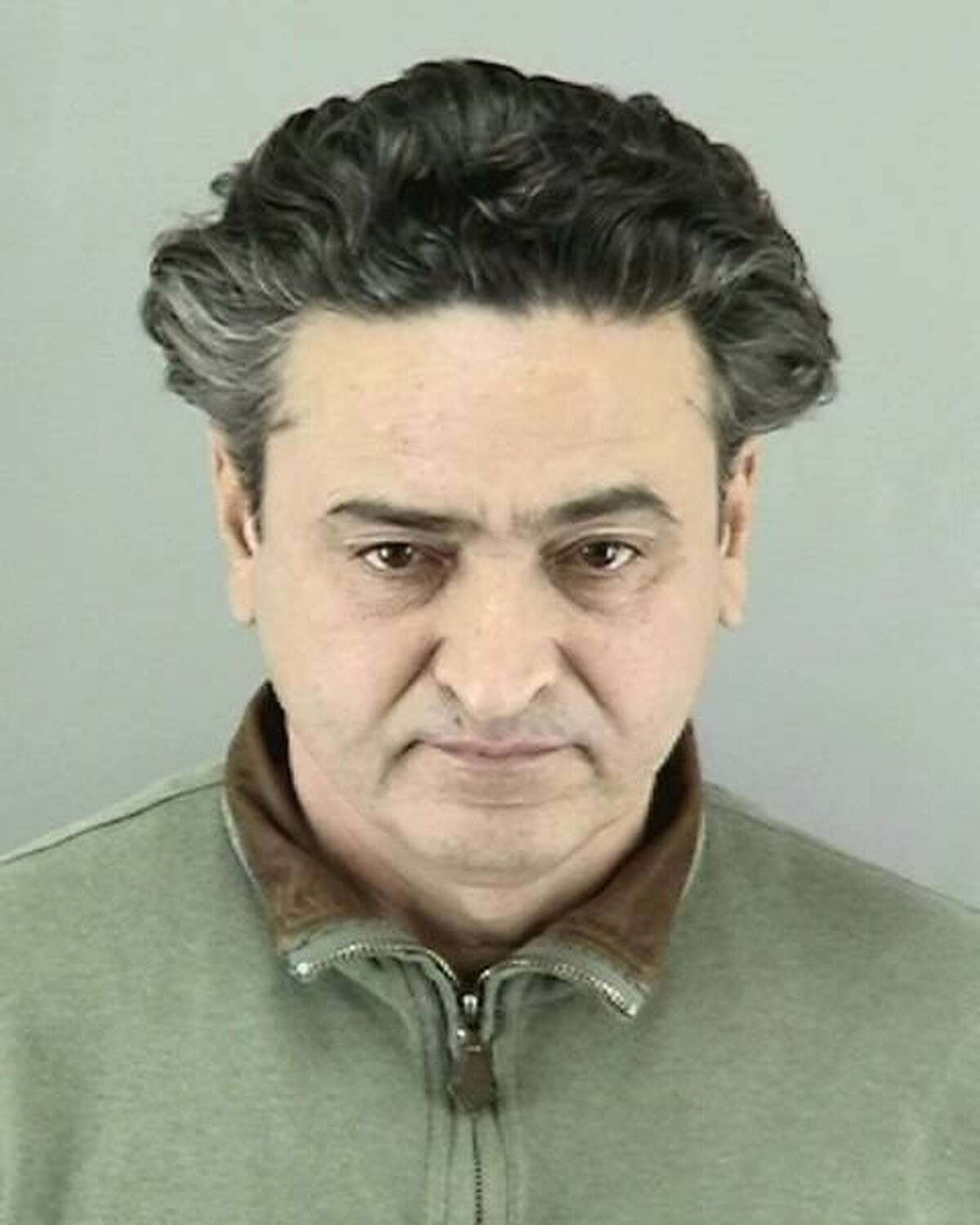 Syed Muzzafar, 57, of Union City, arrested for alleged vehicular manslaughter in connection with a crash Dec. 31, 2013, that killed a 6-year-old pedestrian, Sophia Lu, at Polk and Ellis streets in San Francisco.