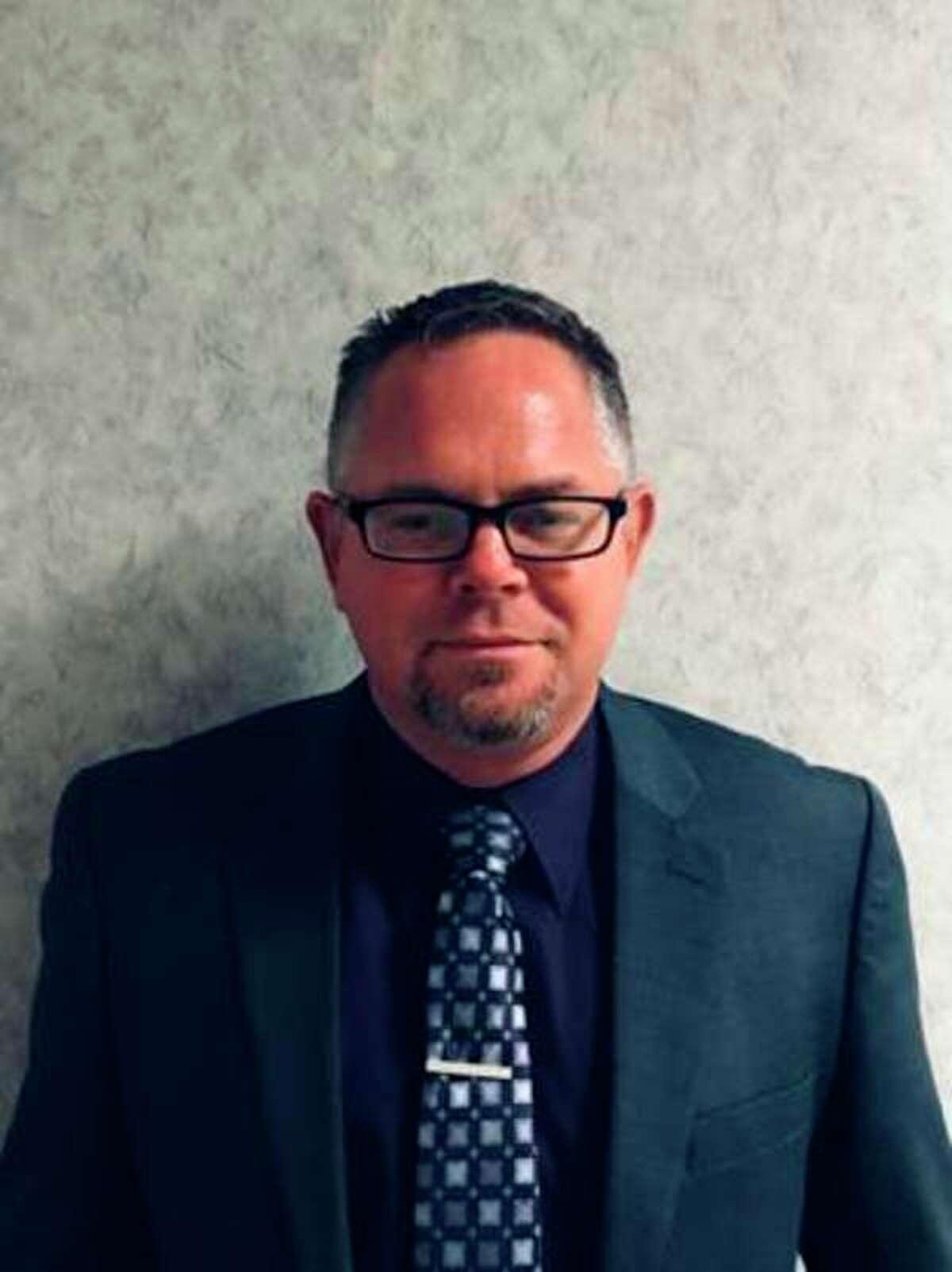 Midland County Chief Deputy Clerk John Keefer