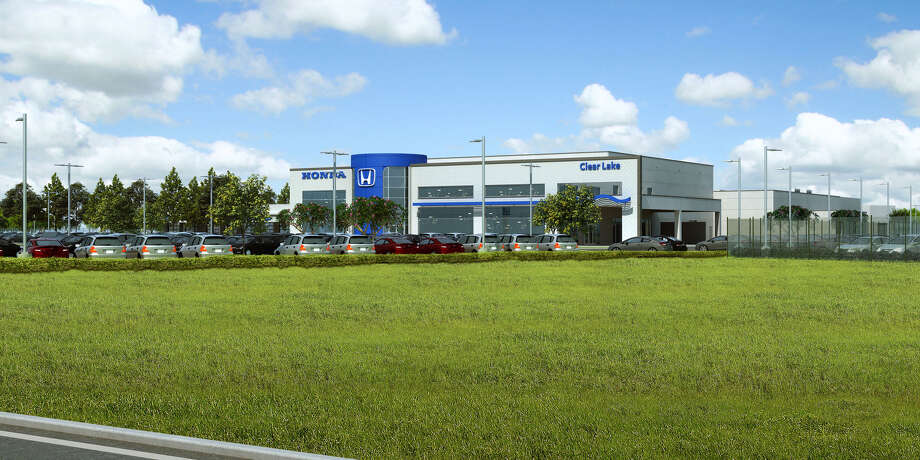 Marvelous Honda Of Clear Lake Plans To Relocate To A New $22 Million Facility In  League City