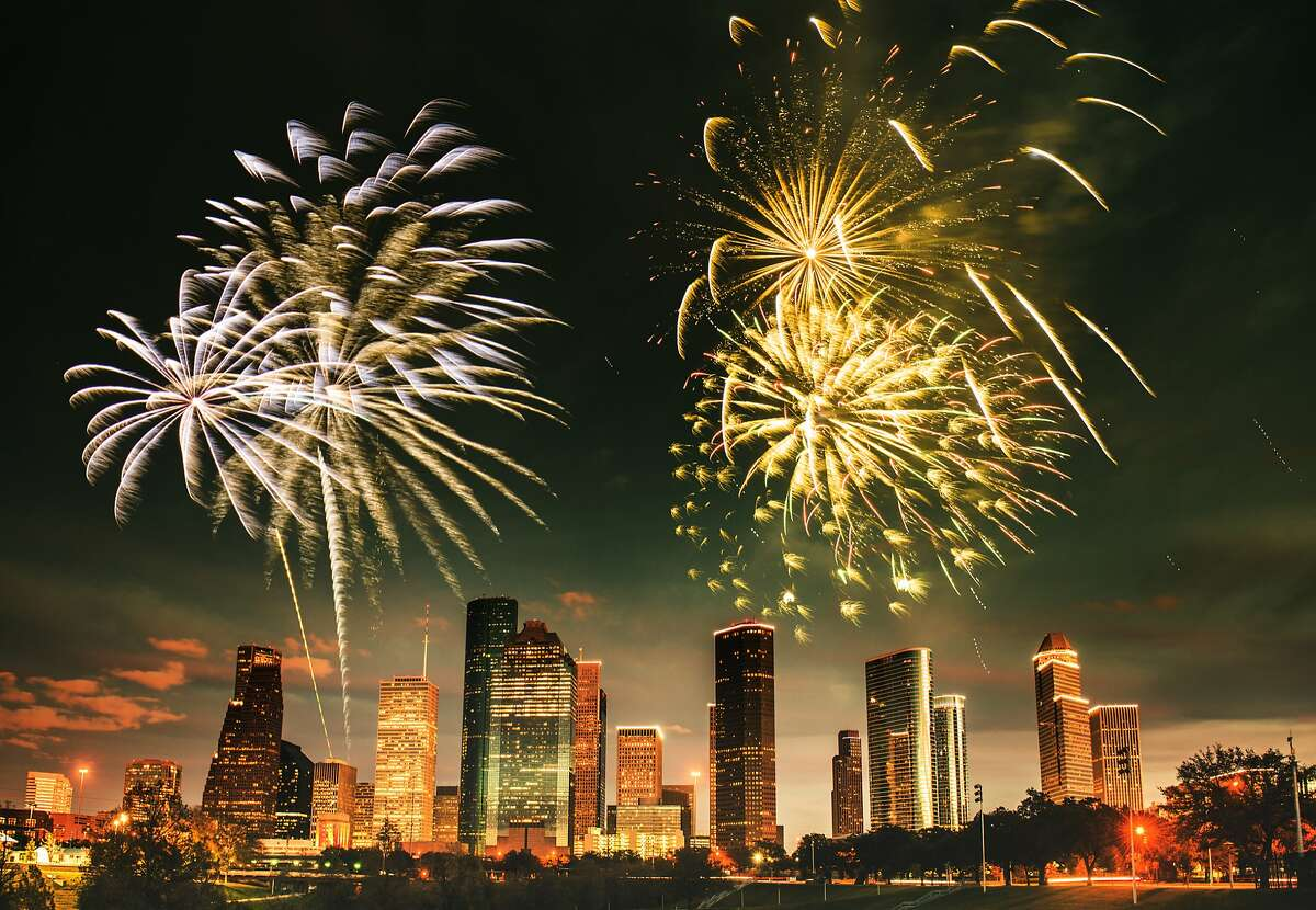 Celebrate the new year safely in Houston. >> See last-minute NYE party ideas in town.