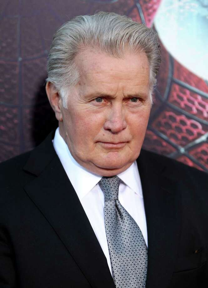 "Martin Sheen attends the world premiere of ""The Amazing Spider-Man"" at the Regency Village Theatre on Thursday, June 28, 2012 in Los Angeles. (Photo by Matt Sayles/Invision/AP) Photo: Matt Sayles / 2012 Invision"