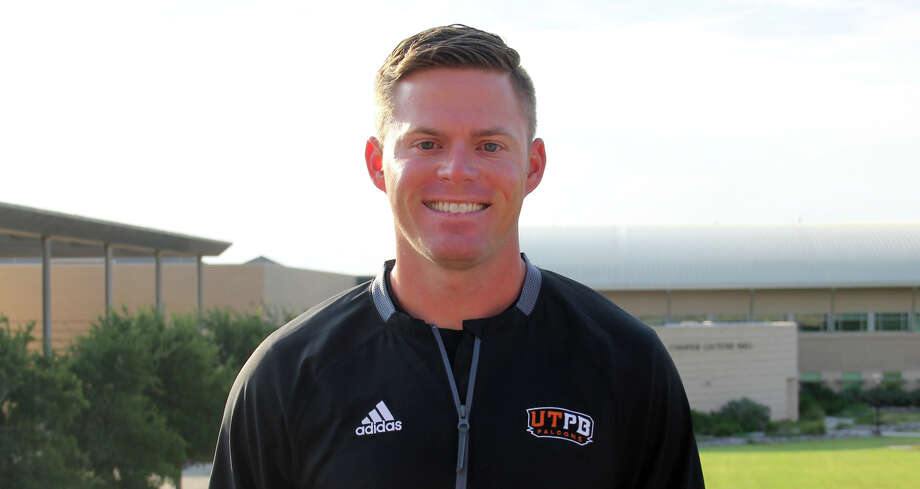 UTPB assistant baseball coach Wes Hunt Photo: Courtesy Photo