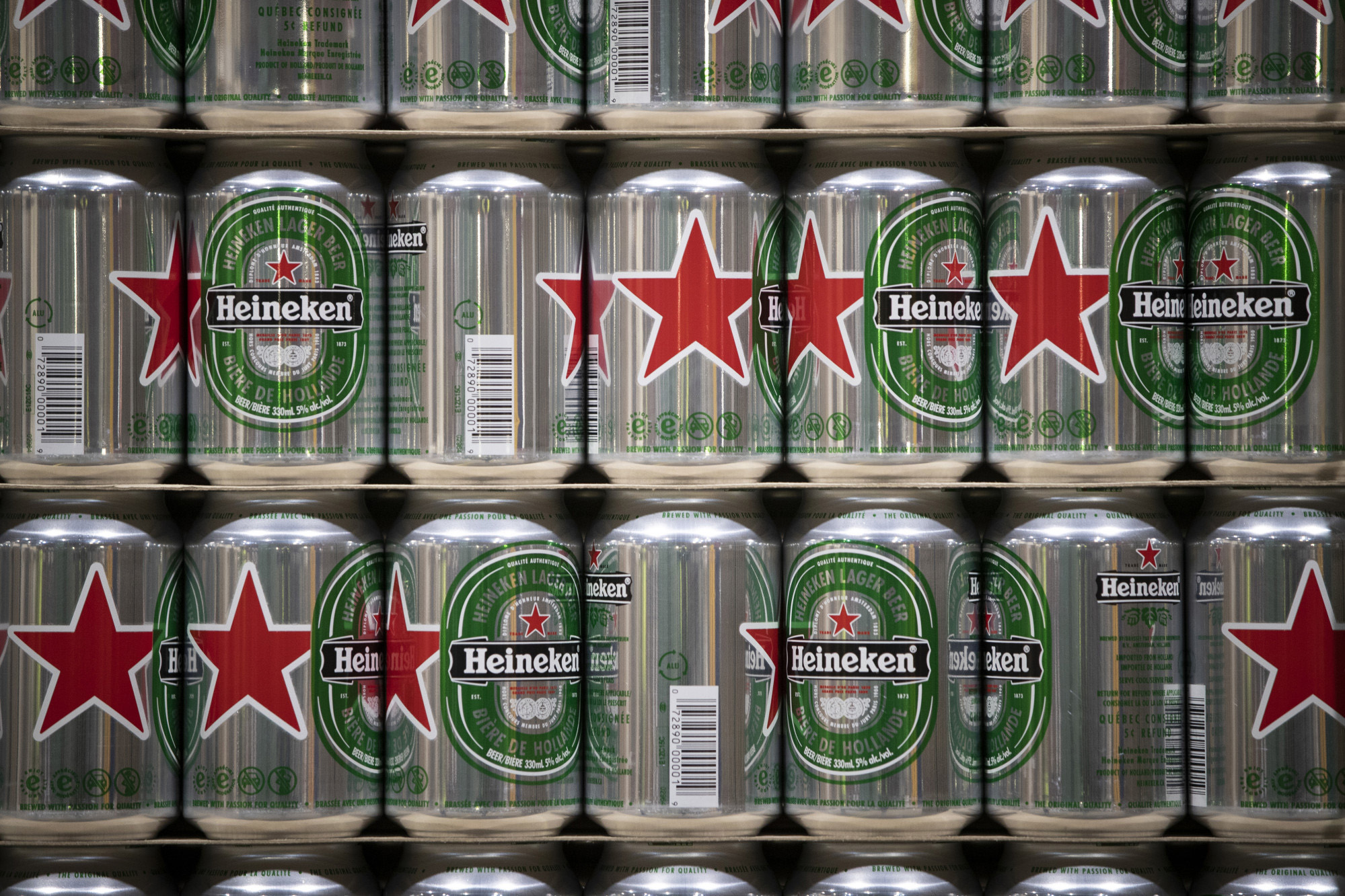 Heineken takes on AB InBev in China with $3 billion deal - SFGate