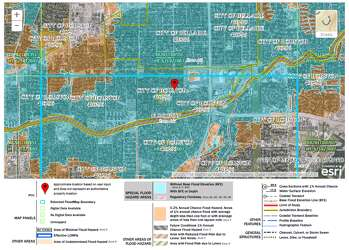 Katy Texas Flooding Map This FEMA interactive allows you to enter any address and see the