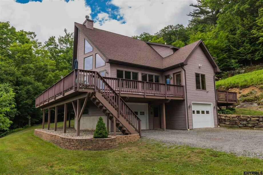 Click through the slideshow for a selection of waterfront property on the market. $549,900. 514 S. Shore Road, Edinburg, NY 12134. View listing.  Photo: MLS