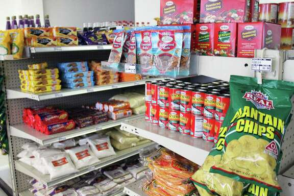 Bellin's International Grocery on FM 1960 in Atascocita has been in business for less than a month and offers a variety of Caribbean, Latin American, African and Asian groceries.