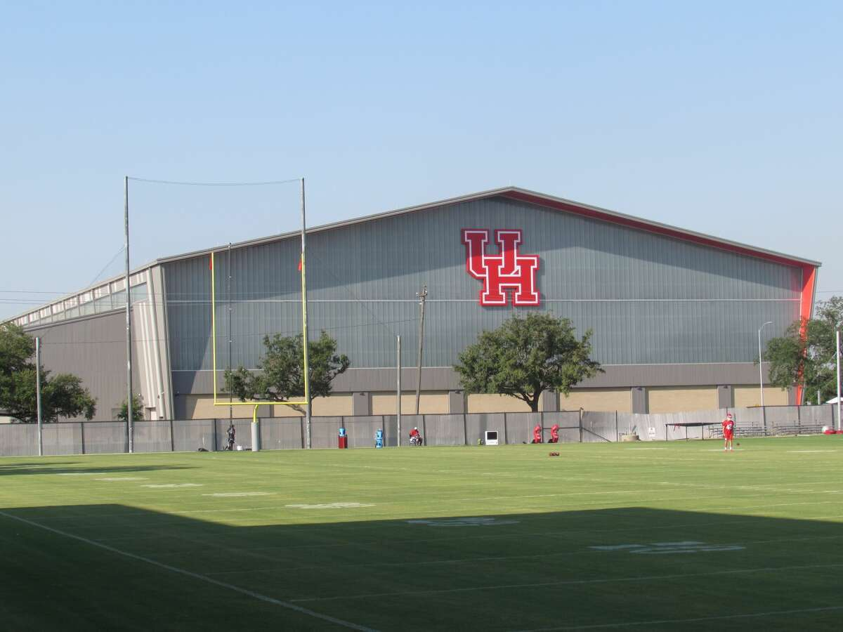 This is the first camp the Cougars will have use of their indoor practice facility that opened late last year.