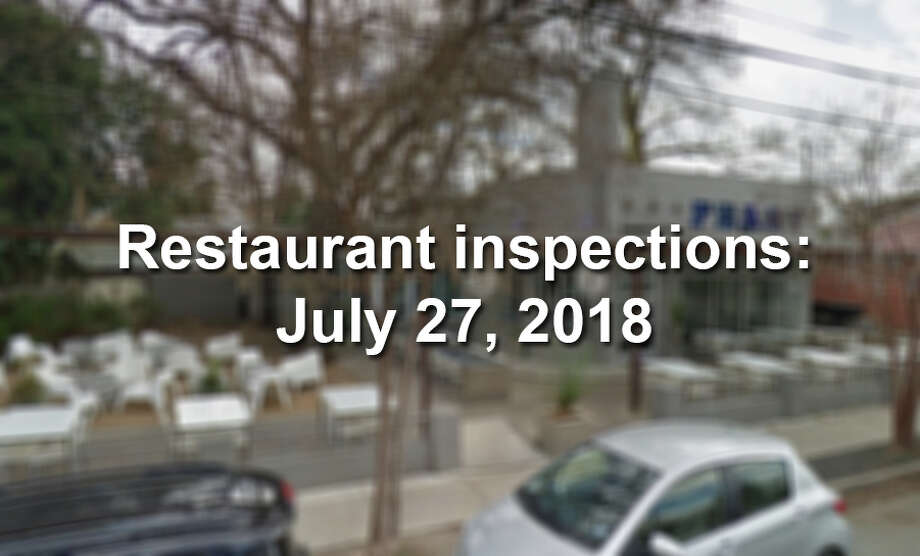 A total of 49 spots made the list of dirtiest establishments in San Antonio during this reporting period, which includes well-known local favorites like Hot Joy, Southtown 101, The Palm Restaurant and Bill Miller's Bar-B-Q. Photo: Google Street View/SAEN