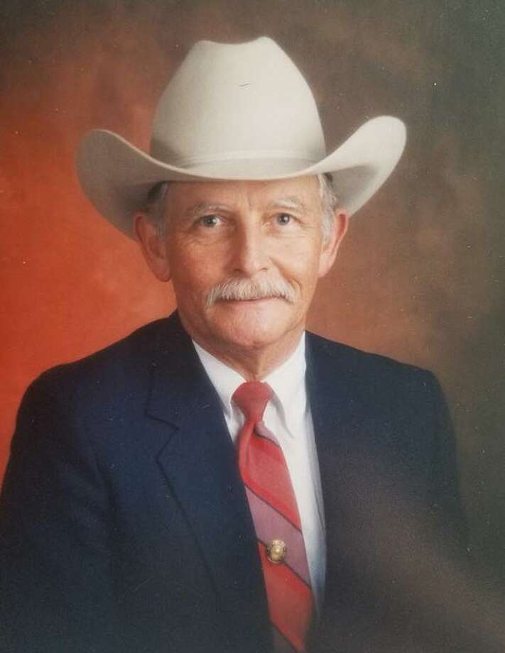 """R.L. """"Buddy"""" Frazier retired in 2009 at chief of theKatyPolice Department after serving in the position for 13 years. His law enforcement career spanned nearly 50 years. Photo: Katy Police Department / Katy Police Department"""
