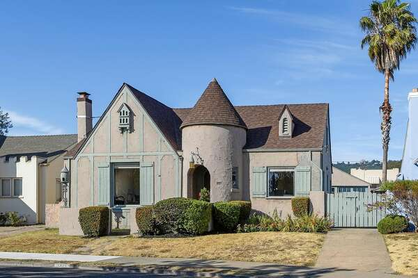 5722 Picardy Drive in Oakland�s Normandy Gardens neighborhood features three bedrooms and a wealth of period finishes.