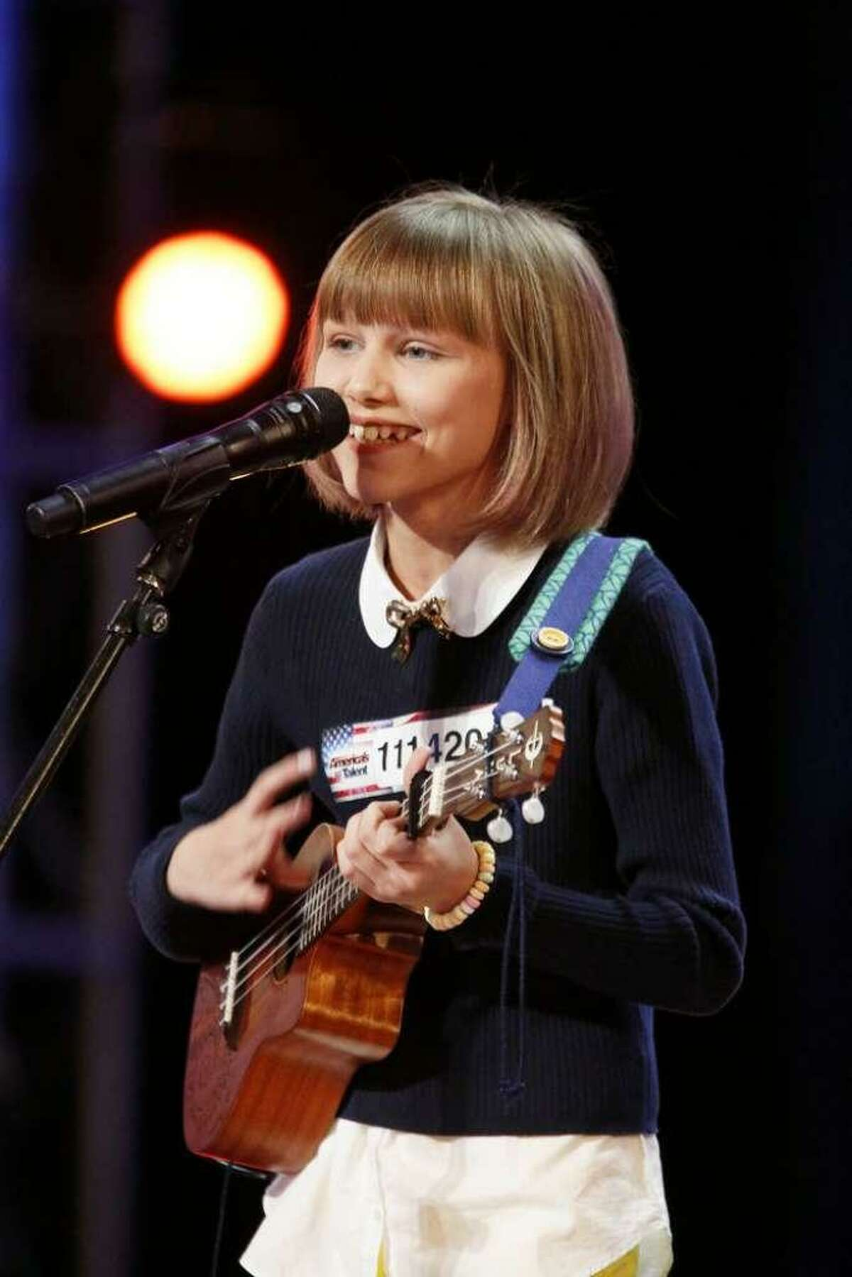"""Young, aspiring ukulele players can find a champion in America's Got Talent season 11 winner, Grace VanderWaal. She auditioned with an original, folksy tune that led the judges to give her the """"golden buzzer,"""" a ticket straight to the series' live shows."""