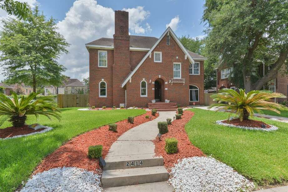 Beyonce's early childhood home near Houston's Museum District is on the market for $500,000. Photo: Jake Howard For HAR