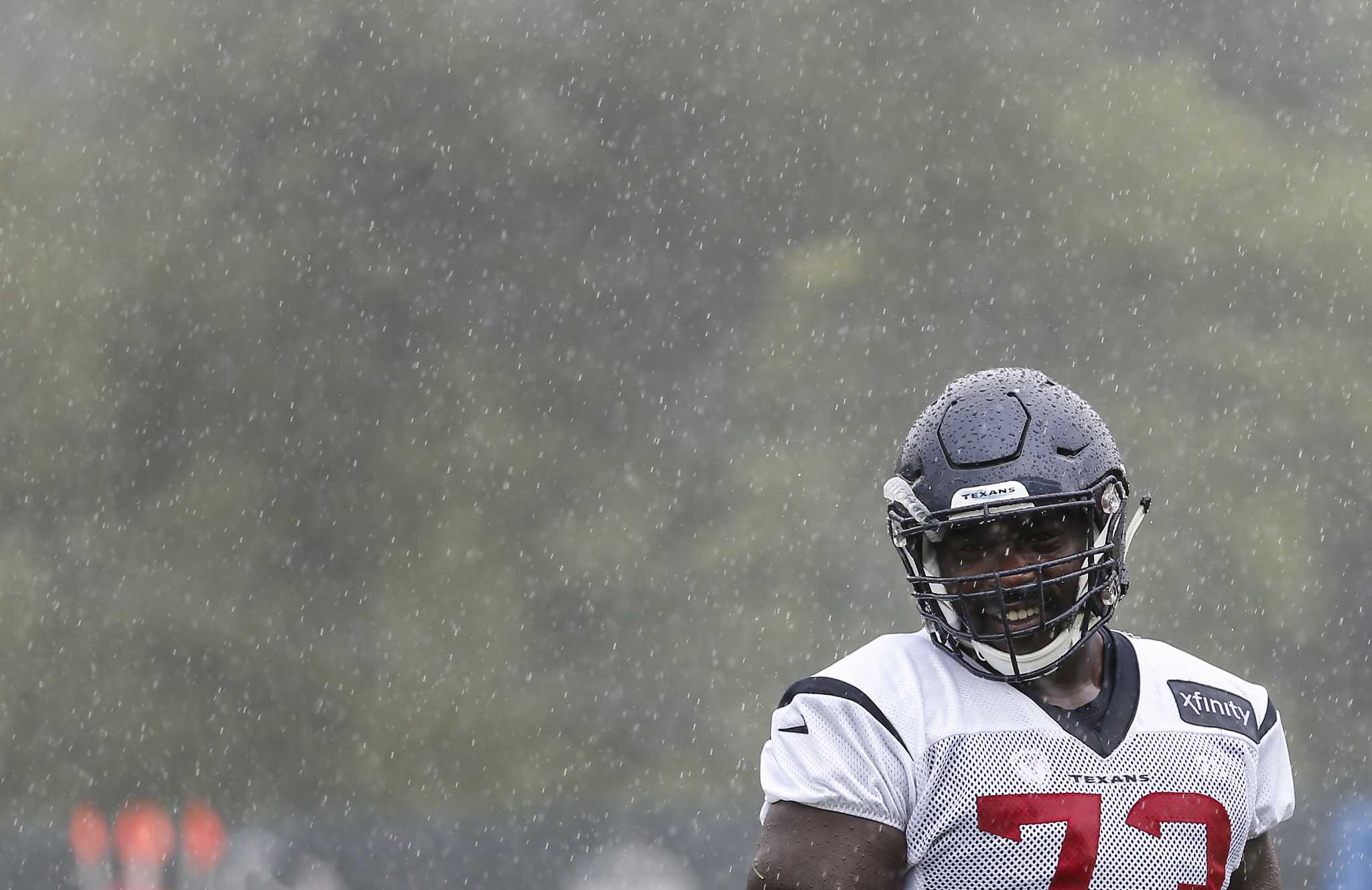 Texans' Zach Fulton remains sidelined, Greg Mancz prepping to start