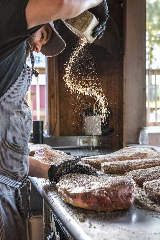 Photographer Wyatt McSpadden takes another look into Texas barbecue joints. Photo: Photos By Wyatt McSpadden Courtesy UT Press