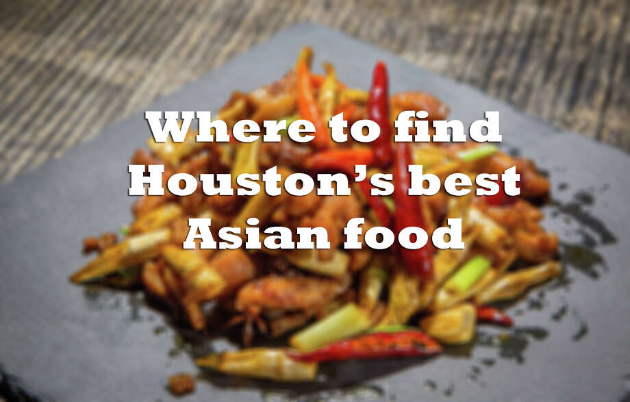 Yelp reviewers rate these Houston's Top 20 restaurants for Asian food. Photo: Nick De La Torre/For The Chronicle / © de la Torre Photos LLC