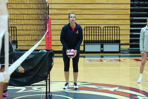 First-year Dawson volleyball coach Lauren Leth hopes to guide the Lady Eagles on another lengthy playoff run.