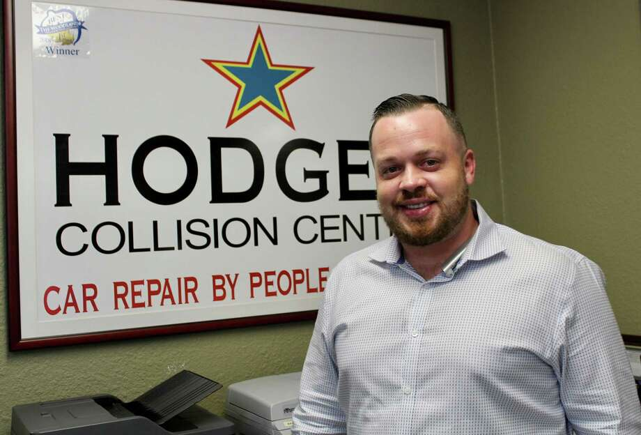 Brandon Fisch has been named Director of Operations at Hodges Collision Center. Photo: Submitted Photo / Submitted Photo